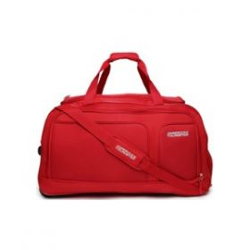 American Tourister Duffle Bagaegis Core Wheel 65Cm-Red