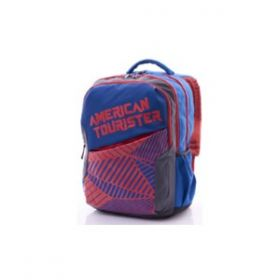 American Tourister Backpack  03-Royal Blue