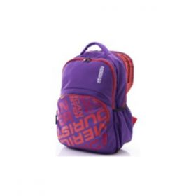 American Tourister Backpack Code 01-Purple