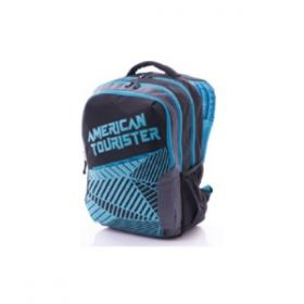 American Tourister Backpack Code 03-Black