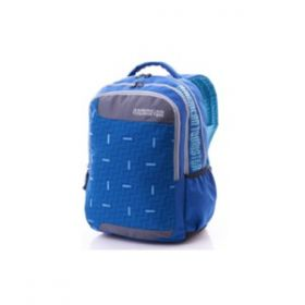 American Tourister Backpack Code 04-Royal Blue