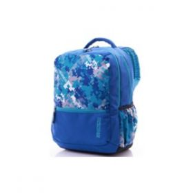 American Tourister Backpack Code 06-Royal Blue
