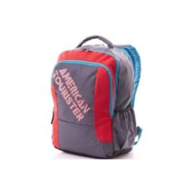 American Tourister Backpack Code 10-Grey