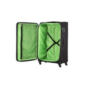 American Tourister Vista Spinner 55Cm Trolley Bag Black