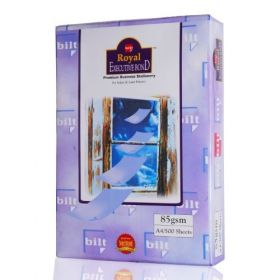 Bilt Executive Bond Paper A4 85 Gsm 500 Sheets/ Ream-10Packs