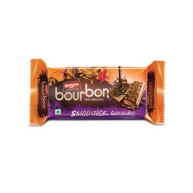 Britannia Bourbon Biscuit- 120Gms(Pack Of 6) - 5Packs