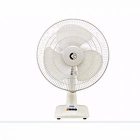 Crompton Brissa Hi Speed 100 W 3 Blade Off White Tabel Fan