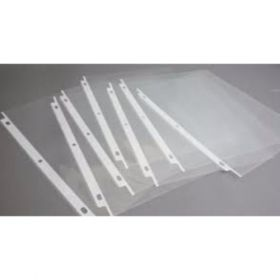Clear Sheet Protectors - (Pack Of 50) - 2Packs
