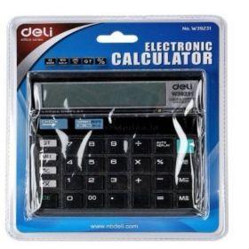 Deli Desktop Calculator W39231 - 1 Pc