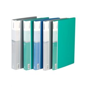 Deli Display Book (20 Pockets) - A4 (1 Pc)