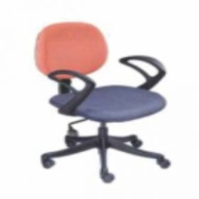 Executive  Chair Afc-313  Nylon  Nylon Base  Revolving  Pp Arms  Fabric