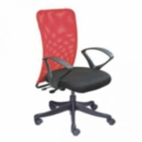 Executive  Chair Afc-218  Nylon  Pp  Push Back  Pp  Seat Fabric And Black Mesh