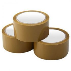Good Make  Brown Tape, 48 Mm (2 Inch) X 50 M - 10 Pcs