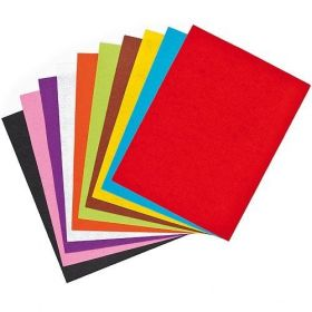 "Gift Multi-Coloured Paper 14.8""X20'' 90 Pcs/Pk - 3Packs"