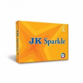 Jk Sparkle Paper Copier A4 75 Gsm 500 Sheet/ Ream-5Packs
