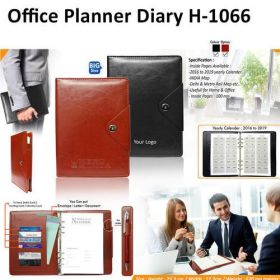 Office Planner Diary (H-1066) - Big Size