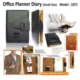 Office Planner Diary (H-1071) - Small Size