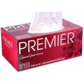 Premier Face Tissue Box - 20Pcs