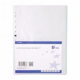 Punch Folder A4 Size(Thick) - (100 Pcs)