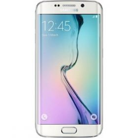 Samsung Galaxy S6 Edge (White Pearl, 32 Gb)