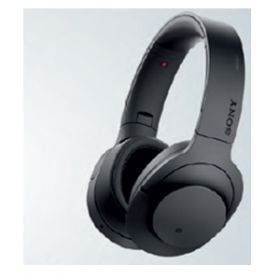 Sony Mdr-100Abn Wireless Digital Noise Cancellation Headphones With Hi-Res Audio (Black)