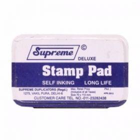 Supreme Stamp Pad - Big - (5 Pcs)