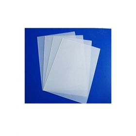 Transparent Lamination Sheet (A4), 125 Micron,100Pcs/Pck - 2 Pack