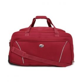 American Tourister Duffle Bagvision Wheel 67 - Red