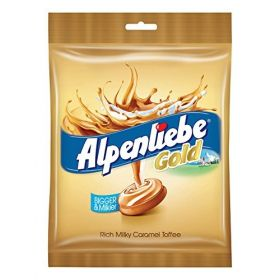 Alpenliebe Gold Original - 156.4gm