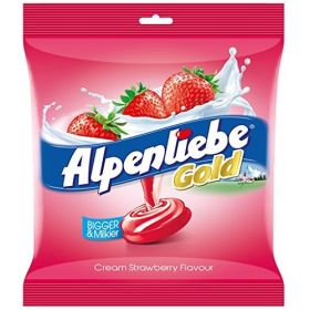 Alpenliebe Strawberry 163.2gm