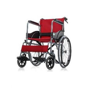 Basic Wheelchair Premium - Red