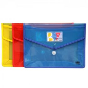 Flexi Document Bag - With Xtra net pocket (DC554)