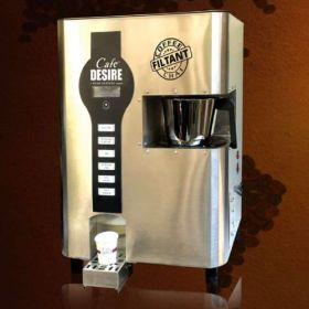 Cafă© Desire Fresh Brew Coffee & Tea Machine