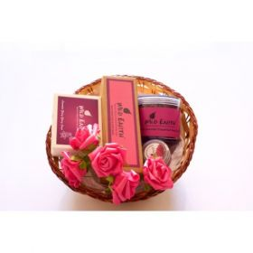 Pink Love Basket