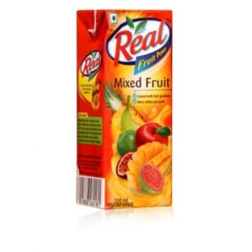 Real Fruit Power Mixed Fruits Juice - 200 ml