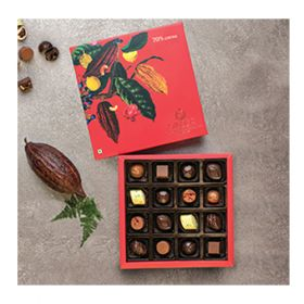 Smoor 16 pcs Praline Box