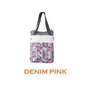 Wildcraft Shopper M Messenger For Women - Denim Pink