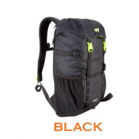 Wildcraft Urbana Laptop Backpack -Black