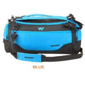 Wildcraft Venturer Duffle Bag - Blue