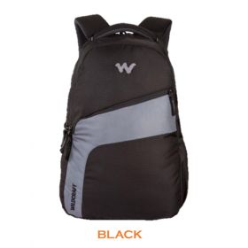 Wildcraft Virtuso Laptop Backpack -Black