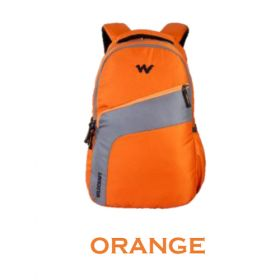 Wildcraft Virtuso Laptop Backpack -Orange