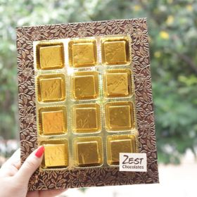 Zest Chocolates PhotoFrame pack of 12 pcs
