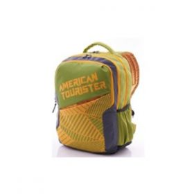 American Tourister Backpack Code 03-Lime