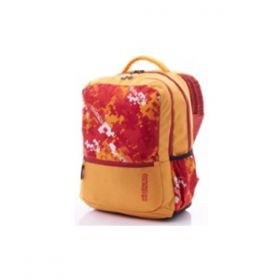 American Tourister Backpack Code 06-Sunset Yellow