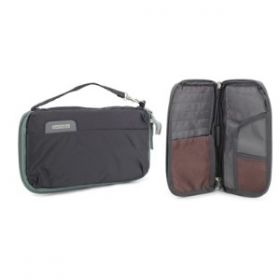 American Tourister Passport Holder Black