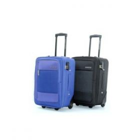 American Tourister Trolley Bag  Tourister Bolton Spinner 58Cm Exp Navy