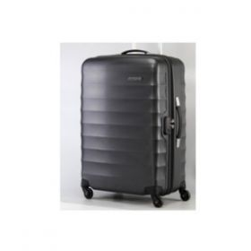 American Tourister Trolley Bag  Tourister Paralite+Spinner 55Cm Gun Metal