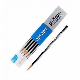 Apsara Hb Pencil (Pack Of 10) - 5 Packs