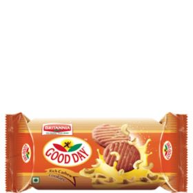 Britannia Goodday Cashew Biscuit- 100 Gms(Pack Of 6)