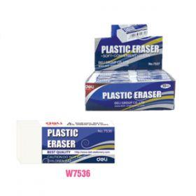 Deli Eraser(White)W7536